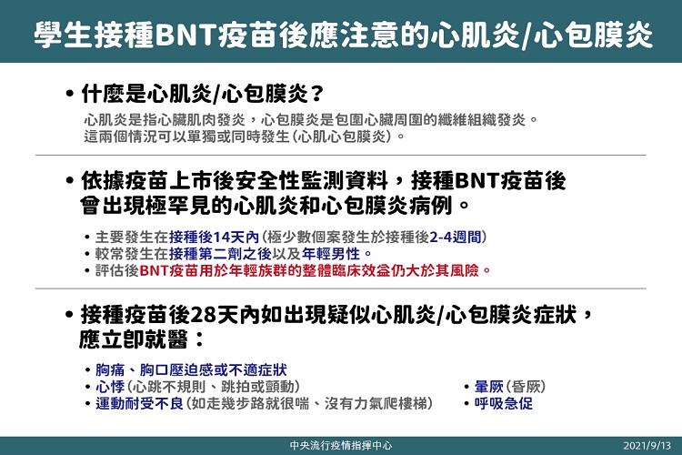 高中生接種BNT疫苗 一篇文看懂接種須知、副作用、疫苗假_圖8