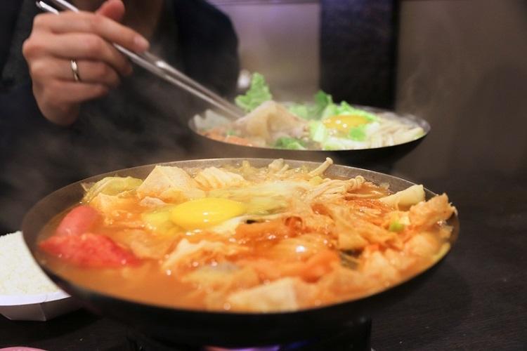 台灣小火鍋