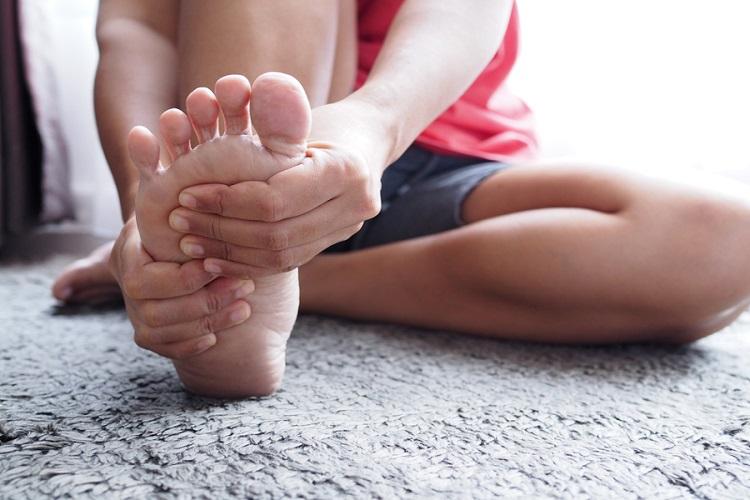 足底筋膜炎伸展